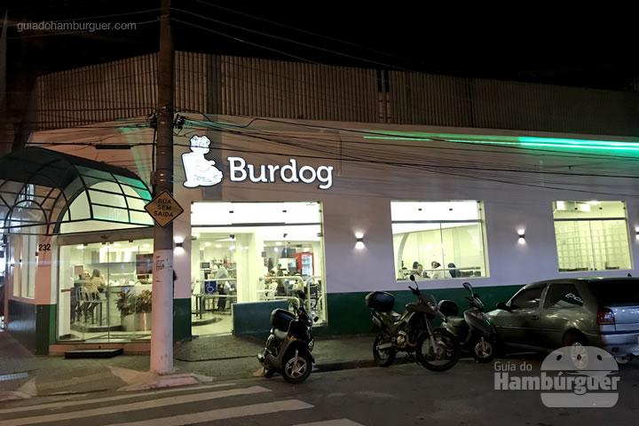 Fachada - Burdog