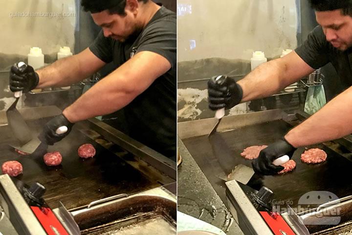Como fazer smash burger - Bullguer
