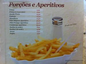 Cardápio - Osnir Hamburger