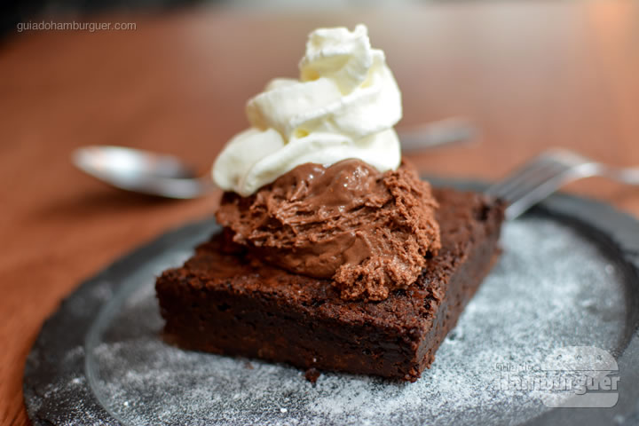 Brownie - Frank & Charles Sandwich Bar