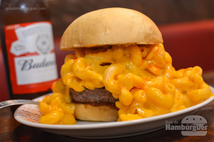 Mac'n'Cheese - Sheriffs Burger