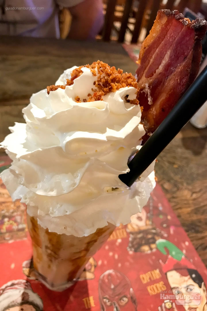 Porky Shake - Big Kahuna Burger
