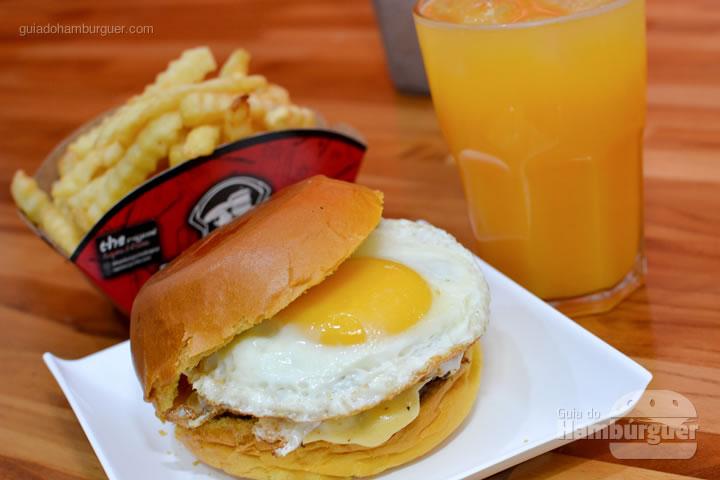 Ovo Burger - Hamburguinho Moema