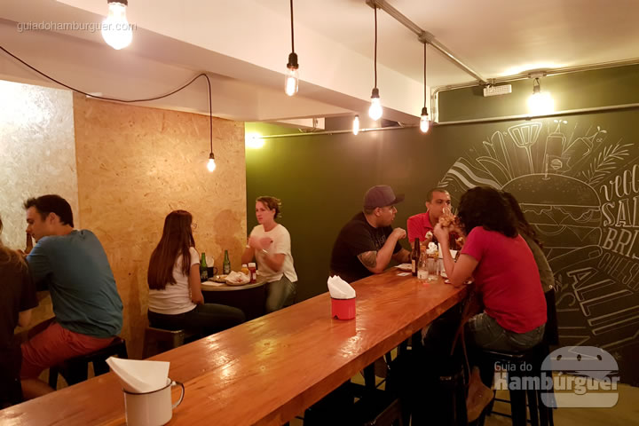 Ambiente - All In Burger