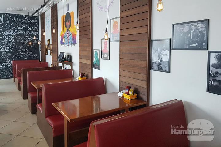 Ambiente - Smart Burger
