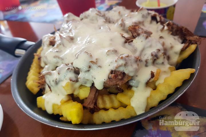 Fritas Cordel - Smart Burger