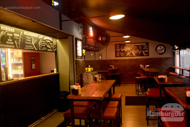 Ambiente - Stage Burger