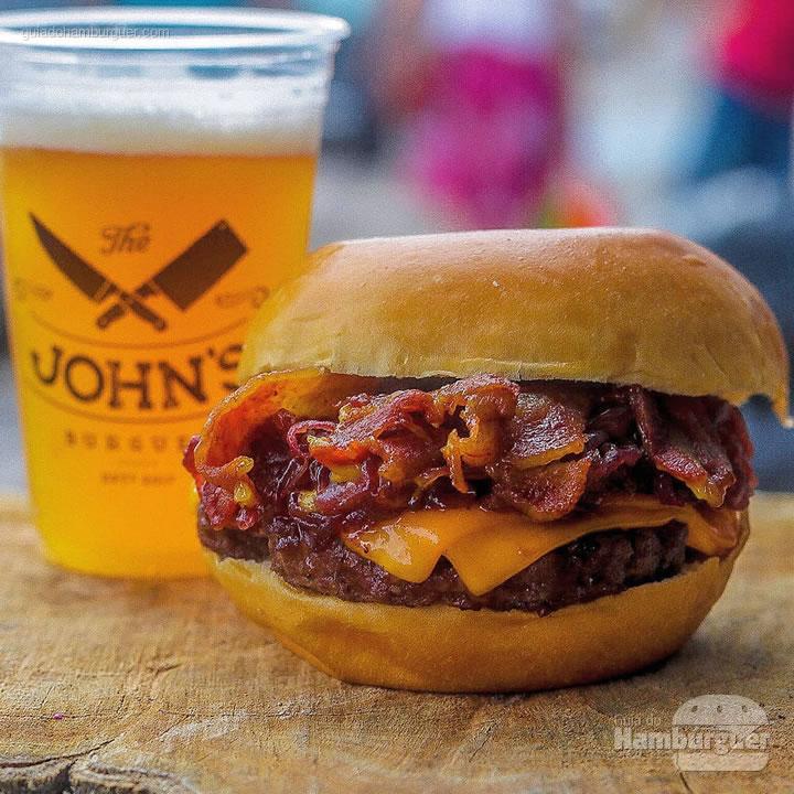 1º John's Burguer - As 10 melhores hamburguerias de São Paulo eleitas pelo público — RANKING VOTO POPULAR 2018
