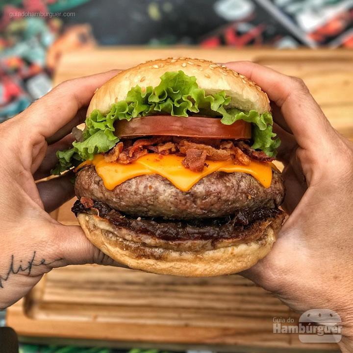 5º Stunt Burger - As 10 melhores hamburguerias de São Paulo eleitas pelo público — RANKING VOTO POPULAR 2018