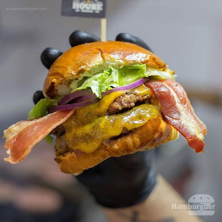 9º Pantcho's House Burger - As 10 melhores hamburguerias de São Paulo eleitas pelo público — RANKING VOTO POPULAR 2018