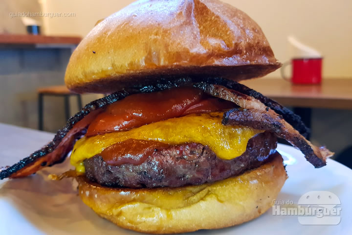 Smoked - ALL IN . burger Itaim