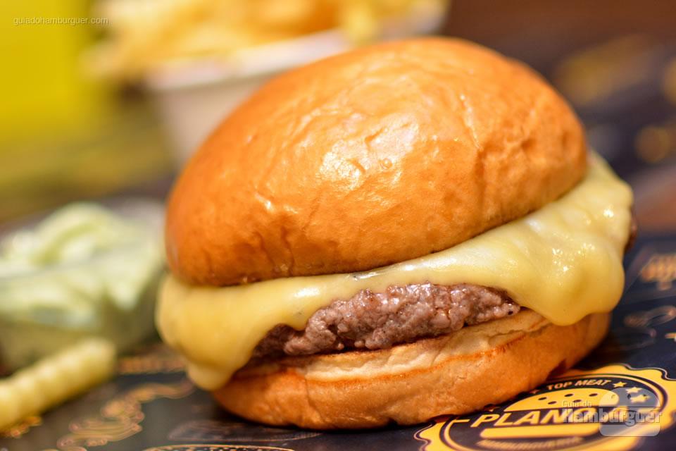 Cheeseburger - Plano A Hamburgueria