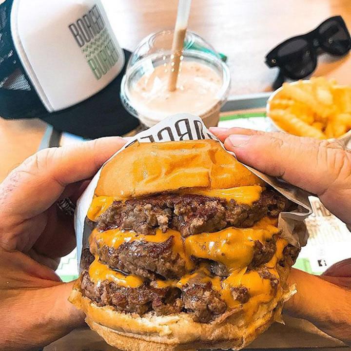 4º Borger Burger - As  melhores novas hamburguerias de São Paulo — RANKING REVELAÇÃO 2018/2019