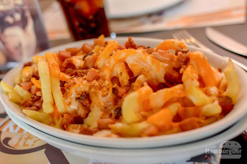Curly Fries - It Burger Tatuapé