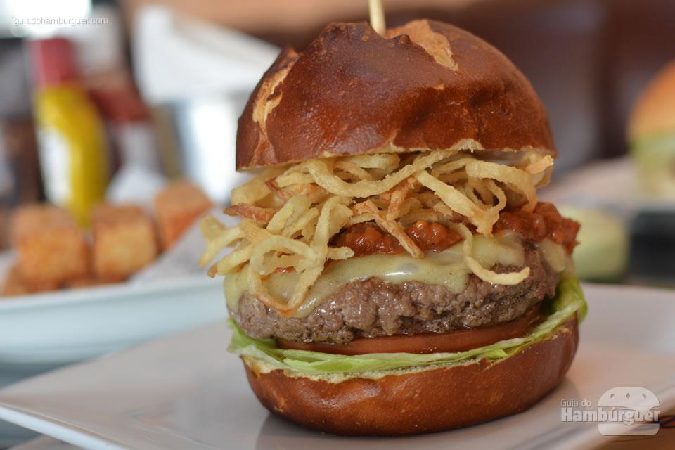 Tex Mex  - It Burger Tatuapé