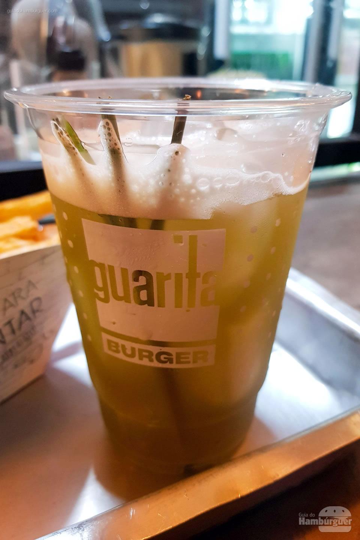 Chá - Guarita Burger