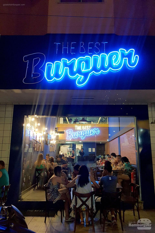 Fachada - The Best Burguer - Vitória - ES