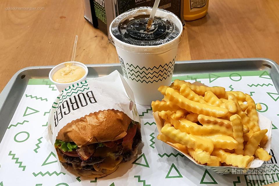 Apresentação - Borger Burger - Pinheiros - SP