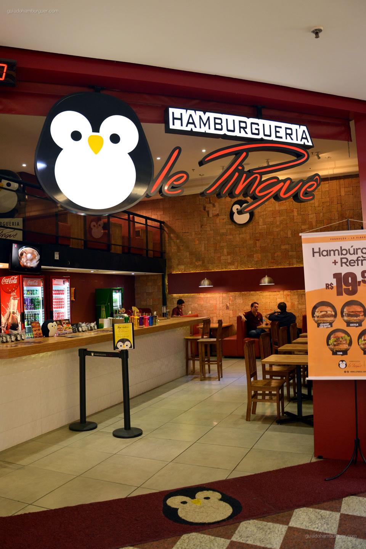 Fachada - Le Pinguê