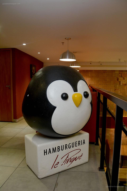 Mascote da marca - Le Pinguê