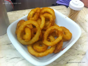 Onion rings - Osnir