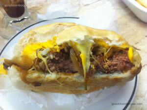Hambúrguer de picanha de 150g - Osnir