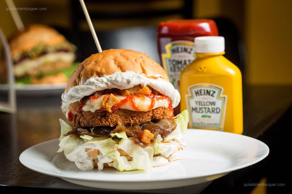 Burger Fest - Vegans 2go - Veg Fest Burger - Savassi - Belo Horizonte