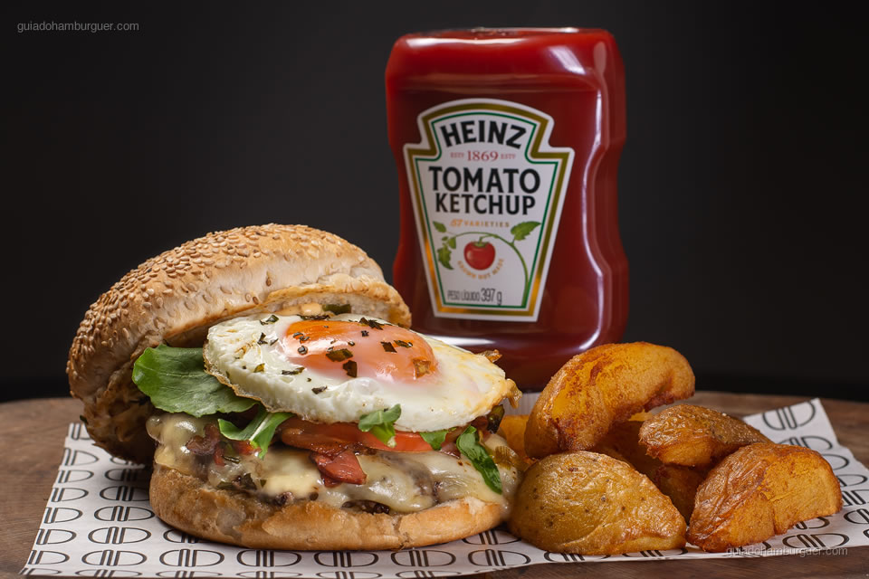 Burger Fest - Haus Burger Bar - Eigelb - Chácara das Pedras - Porto Alegre