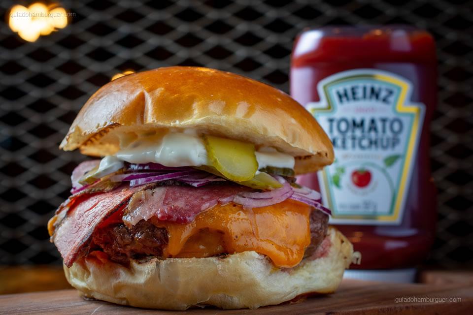 Burger Fest - Beef Bar Escondido CA - Smoked Burger - Copacabana - Rio de Janeiro