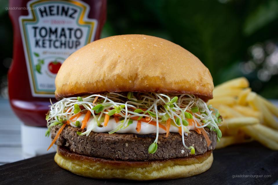 Burger Fest - Hamburgueria Balada - Vegan Burger - Copacabana - Rio de Janeiro