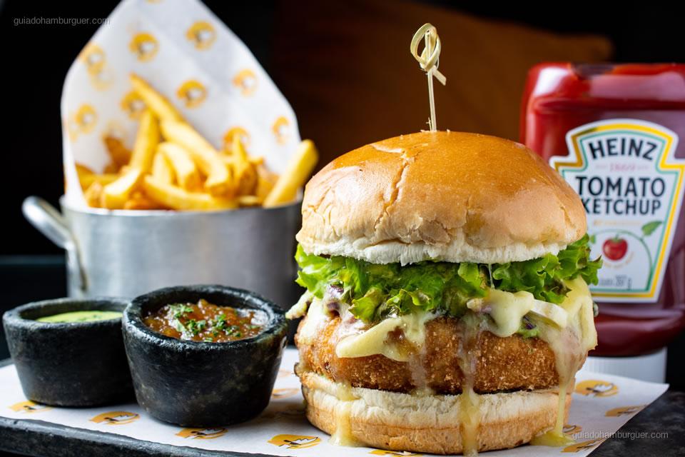 Burger Fest - Pato com Jaranja - Burger do Pato - Ipanema - Rio de Janeiro
