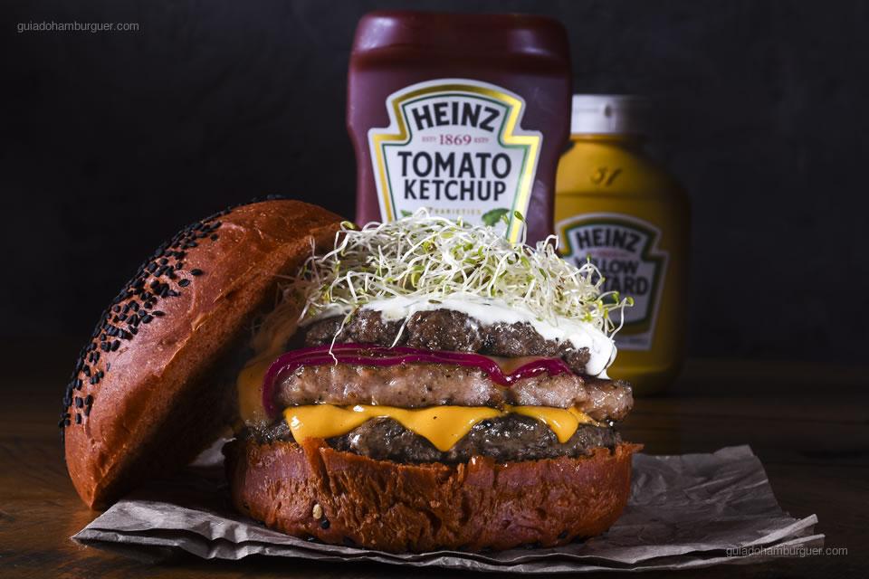 Burger Fest - Triplo Duplo Burger - BBC | Brew Burger & Crepe - Freguesia do Ó - São Paulo