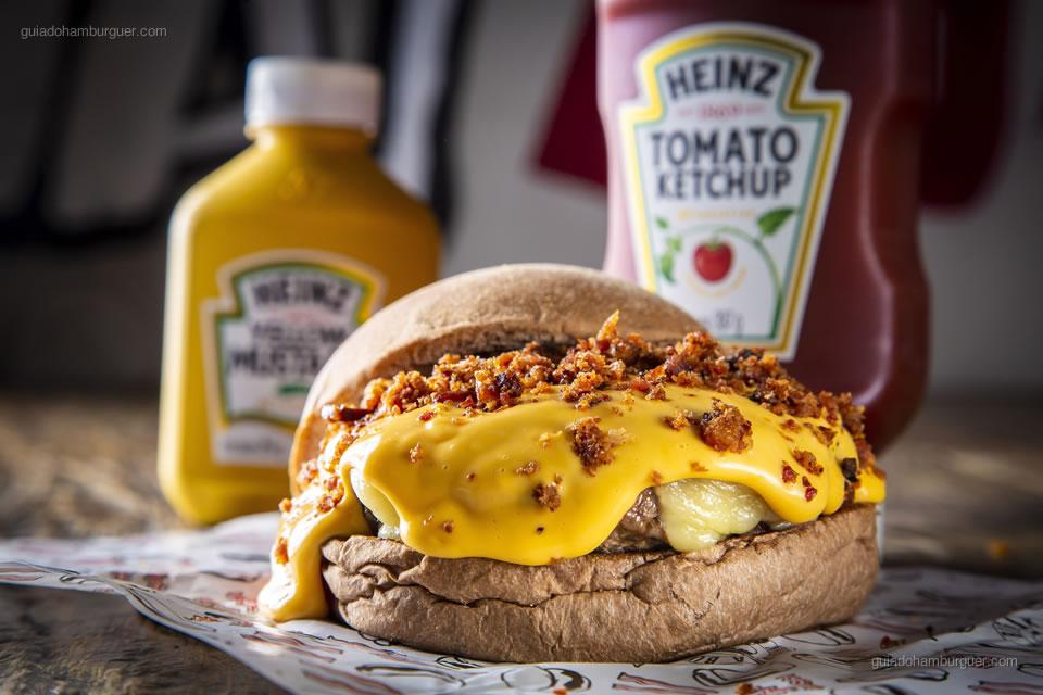Burger Fest - Double Cheese - Big Kahuna Burger - Jd. Paulista - São Paulo