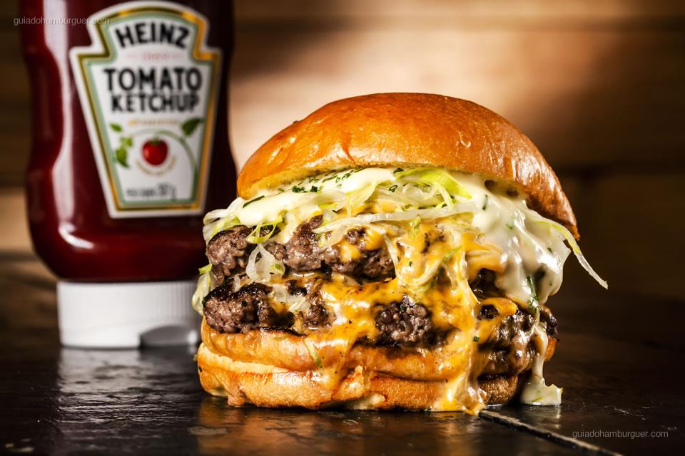 Burger Fest - Double Bacon Crispy - Borger Burger - Pinheiros - São Paulo