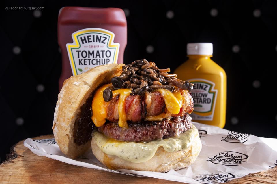 Burger Fest - Disparate Happens - Burger Happens - Jardim da Glória - São Paulo