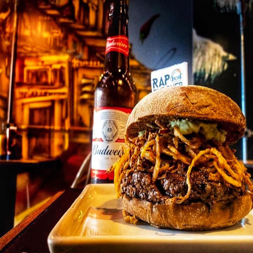 4º Rap Burger - As 10 melhores hamburguerias da Grande São Paulo eleitas pelo público — RANKING VOTO POPULAR 2019