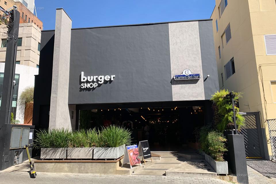Fachada - Burger Shop - Vila Olímpia - São Paulo