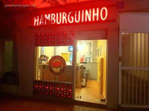 Fachada - Hamburguinho