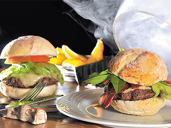 Festival de Burgers - Rothko Restaurante