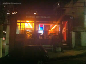 Fachada - Rothko Restaurante