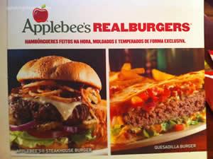 Cardápio - Applebee`s