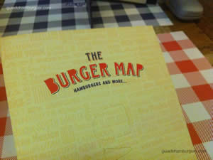 Cardápio - The Burger Map