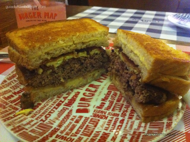 attack sandwich fatty melt flaming tiki the hamburger fatty melt ...