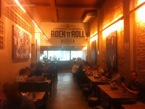 Ambiente - Rock'n'Roll Burger