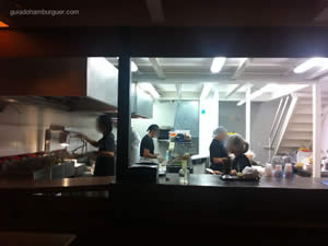 Cozinha - Rock'n'Roll Burger